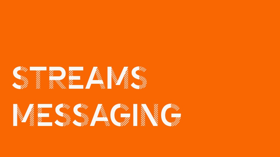 Streams Messaging Manager video