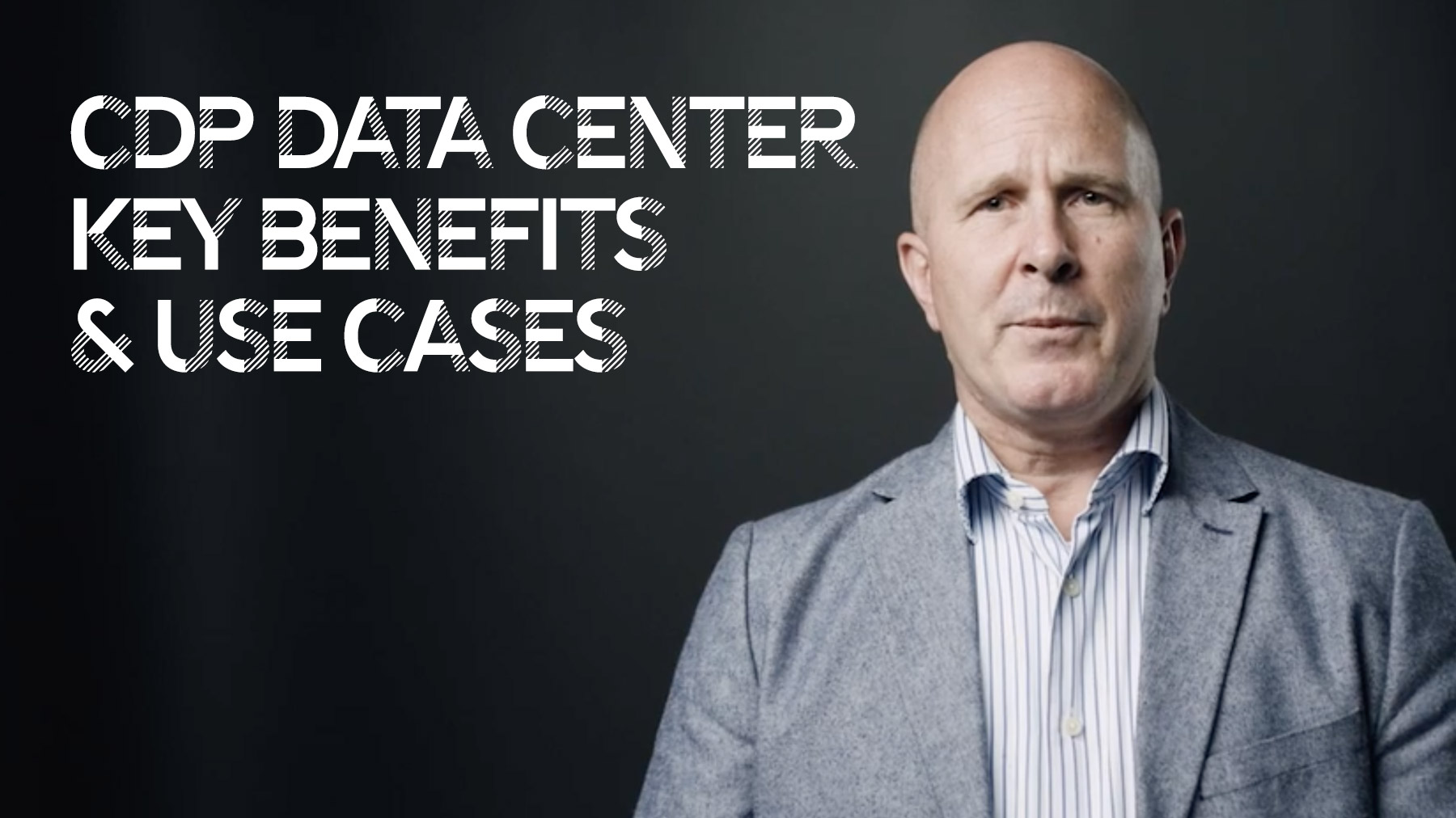 CDP Data Center – Key Benefits & Use Cases
